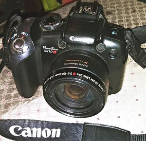 Canon PowerShot XS10is Digital Camera/Recorder for Sale in Walnut Creek, CA