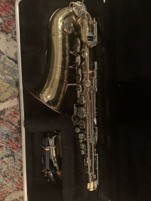 Buesecher Aristocrat Saxophone for Sale in Houston, TX