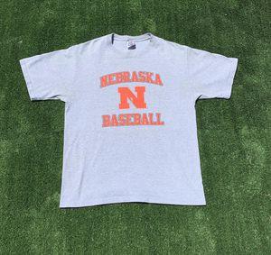 Nebraska Baseball Tee for Sale in San Jose, CA
