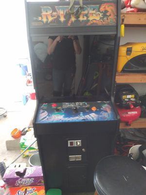 Nintendo R TYPE full size coin op Arcade game for Sale in Bristol, PA