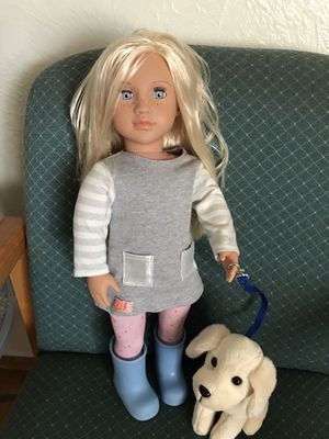 Our generation doll for Sale in Tacoma, WA