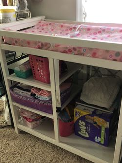 Changing Table And Pad for Sale in Virginia Beach,  VA