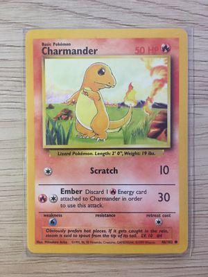 1995 Charmander Pokemon Card for Sale in Port Richey, FL