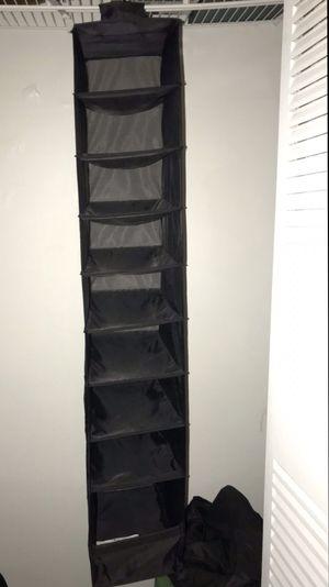 Black Closet Divider for Sale in Boca Raton, FL