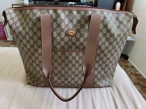 Authentic Gucci Large Tote for Sale in West Covina, CA