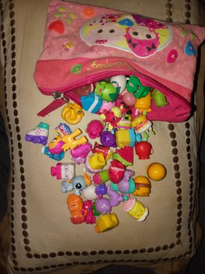 SHOPKINS...50 PIECES... Get them today!!! for Sale in Dallas, TX