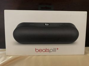 Beats pill plus+ for Sale in Boston, MA