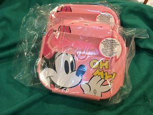 Disney Silicone Food Storage Container for Sale in Garden Grove, CA