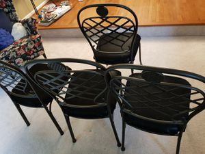Four beautiful chairs for Sale in Centreville, VA