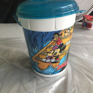 Vintage Disney Bucket for Sale in Long Beach, CA