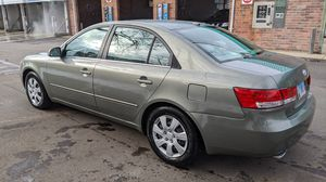 2008 Hyundai sonata V6. Good condition. for Sale in Des Plaines, IL