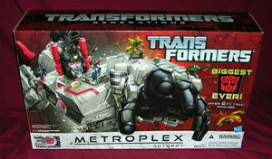 2013 Metroplex Autobot (CIB) never opened for Sale in Germantown, MD