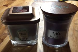 2 BRAND NEW CANDLES!! GREAT DEAL!! for Sale in Saint Charles, MO