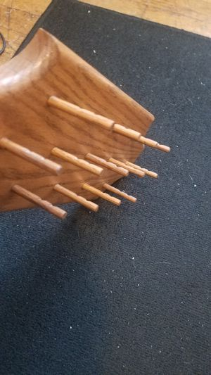 Wooden jewelry holder for Sale in Baltimore, MD