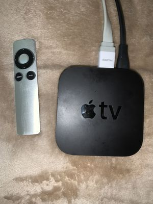 Apple TV w/ Remote for Sale in Odenton, MD
