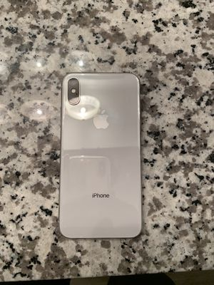 IPhone X 256GB ! UNLOCKED!! for Sale in East Point, GA
