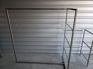 Clothing rack | Closet organizer | Retail fixture | Not a cheap piece. |. Price is firm for Sale in Frisco, TX