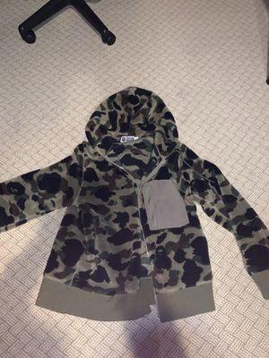 Bape fleece jacket for Sale in Renton, WA