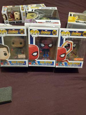 Spiderman infinity war set for Sale in Fort Lauderdale, FL