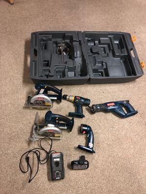 Sex RoyBi muy excelente batería 18 v su cargador for Sale in Chevy Chase, MD