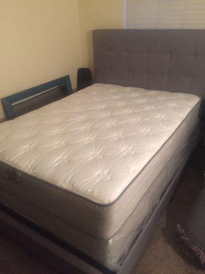 Queen mattress & Boxspring $169 for Sale in Sacramento, CA