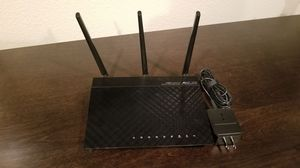 Asus RT-N66U N900 Wireless Gigabit Router for Sale in Gilroy, CA