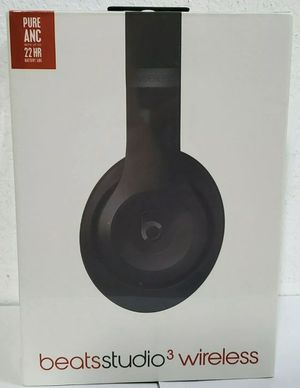 Beats Studio 3 Wireless Brand New for Sale in Wendell, NC