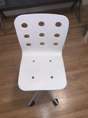 IKEA white desk chair for Sale in San Jose, CA