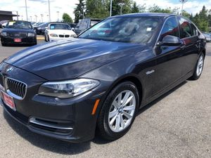 2014 BMW 5 Series for Sale in Lynnwood, WA