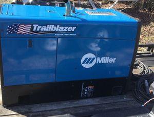 For Sale Miller Trailblazer3O2 Generator with Trailer for Sale in Eugene, OR