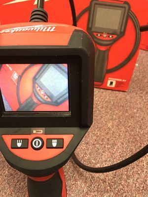 New Milwaukee M Spector Inspection Camera 2309-20 for Sale in Newton, MA