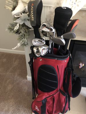 $100 Golf clubs and bag! for Sale in Atlanta, GA