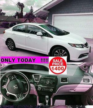 2013 Honda Civic Price$1400 for Sale in Arlington, TX