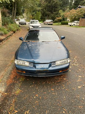 1993 Honda prelude (for parts) or take the whole thing for Sale in Mukilteo, WA