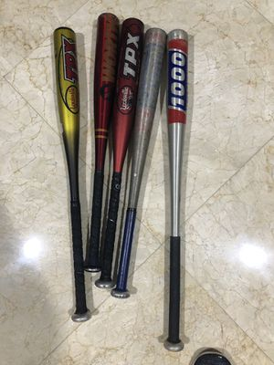 Baseball bats for Sale in Hialeah, FL