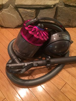 Dyson Dc39 Animal Canister Vacuum Cleaner ~ Body Wand And Hose No Attachments. for Sale in Charlotte, NC