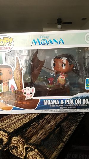 Moana pop funko SDCC exclusive for Sale in West Covina, CA