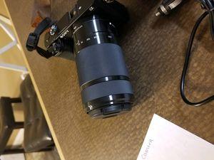 Sony a6000 Camera for Sale in Alexandria, LA