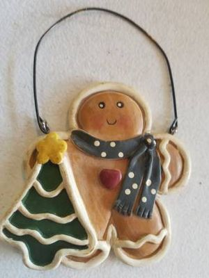 Gingerbread Man Ornament for Sale in Westminster, CO