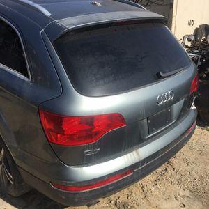 Audi Q7 for parts for Sale in Chula Vista, CA