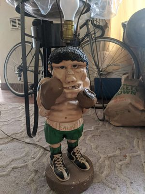 Boxer Antique lamp for Sale in Fresno, CA