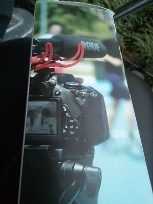 Rode video mic used a few times , awesome mic for Sale in Burbank, CA