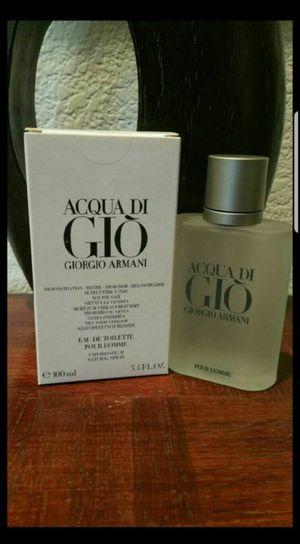 Acqua di Gio 3.4oz for Sale in Moreno Valley, CA
