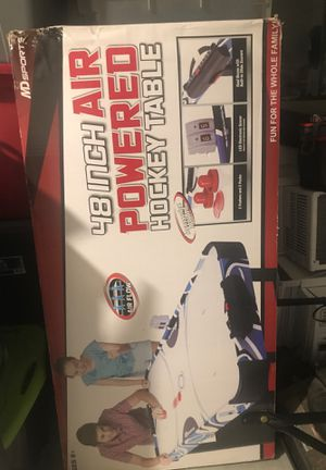 Air Powered hockey table for Sale in Cranston, RI