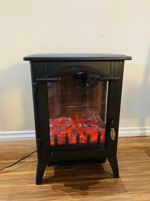 Electric Fireplace Heater for Sale in Los Angeles, CA