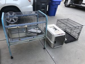 Pet supplies and cages for Sale in Poway, CA