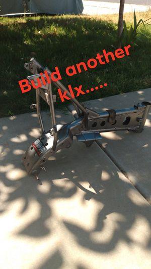 Klx/Drz frame for Sale in Modesto, CA