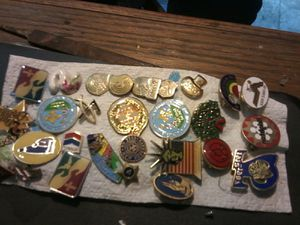 Pin Collection for Sale in Dinuba, CA