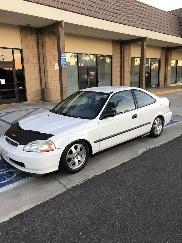 1996 civic trade only