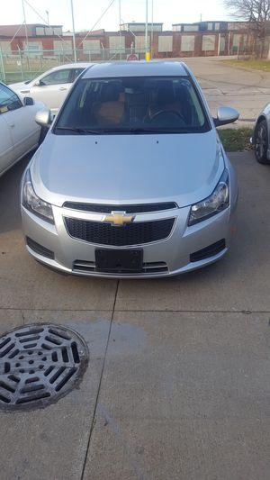 Chevy Cruze turbo LTZ 2014 for Sale in Cleveland, OH